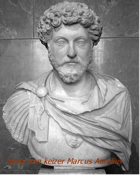 Buste Marcus aurelius