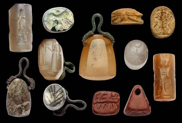 archeologie boz amuletten