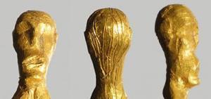 archeologie boz deens gouden beeld