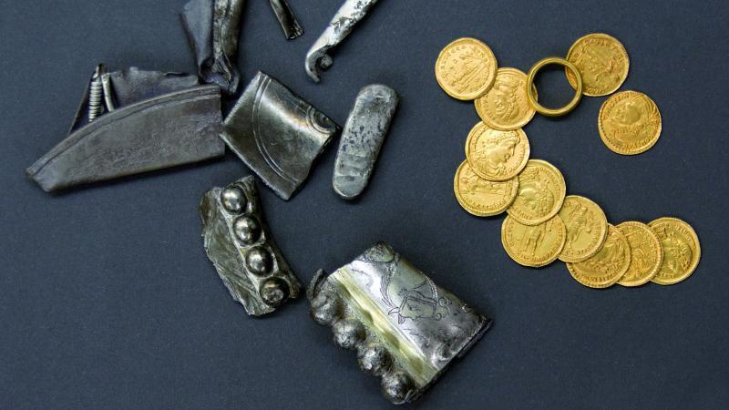 archeologie boz goudschat echt