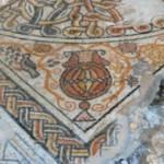 archeologie boz mozaiek 1500