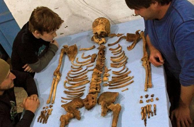 archeologie boz onbekende farao
