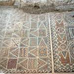 archeologie boz romeins mozaiek amasya