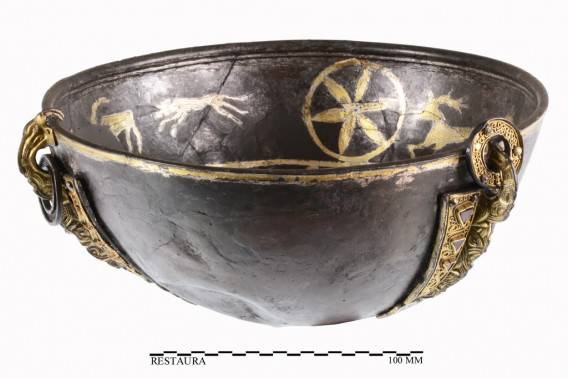 archeologie boz schaal