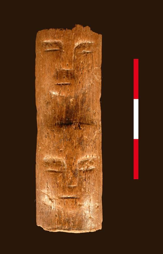 archeologie boz stok gezichtjes