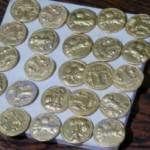 archeologieboz schatvondst iraq-gold-coins