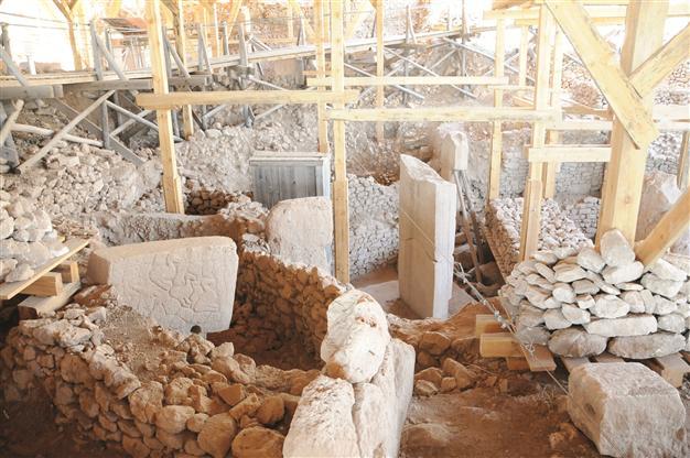 archeologie boz beeldhouwwerkplaats