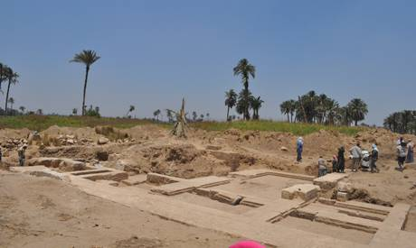 archeologie boz tempel Ptolemy II