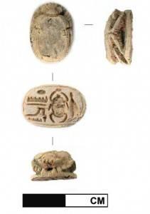 archeologie boz scarabee sheshonk