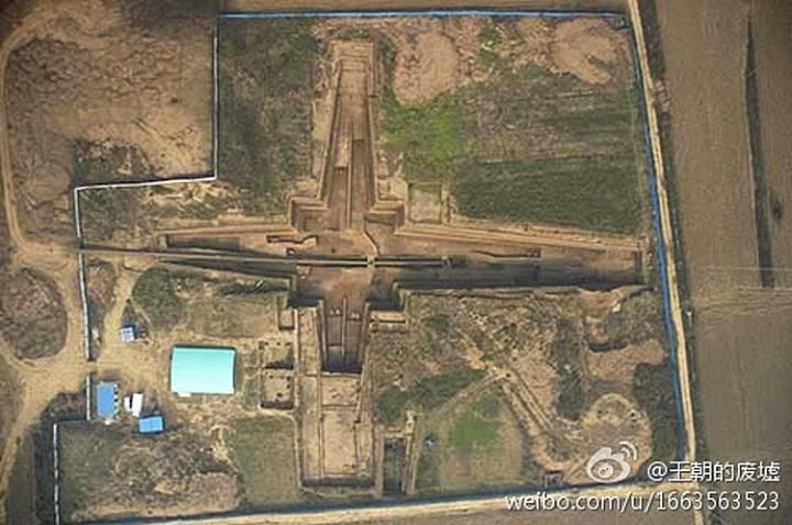 archeologie boz tombecomplex