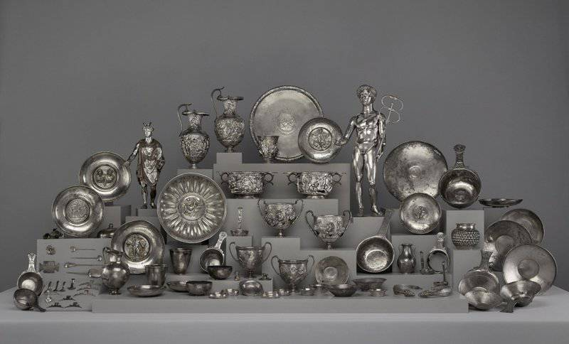 archeologie boz romeinse schatvondst