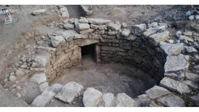 archeologie boz myceense tombe