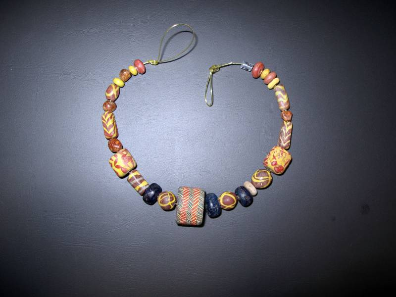 archeologie boz ketting merovingen