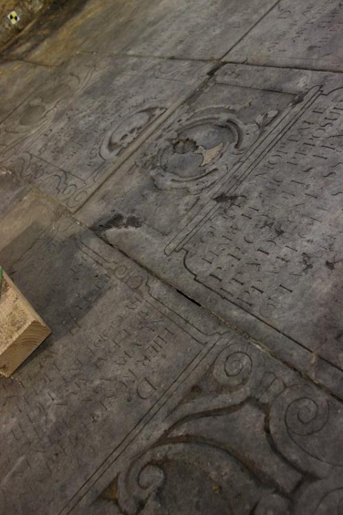 archeologie boz grafstenen mechelen