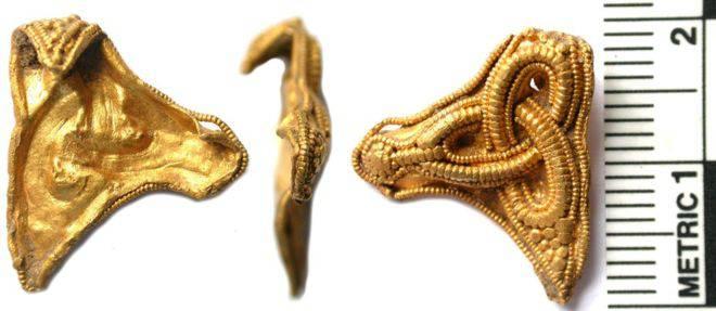 archeologie boz goudvondst uk