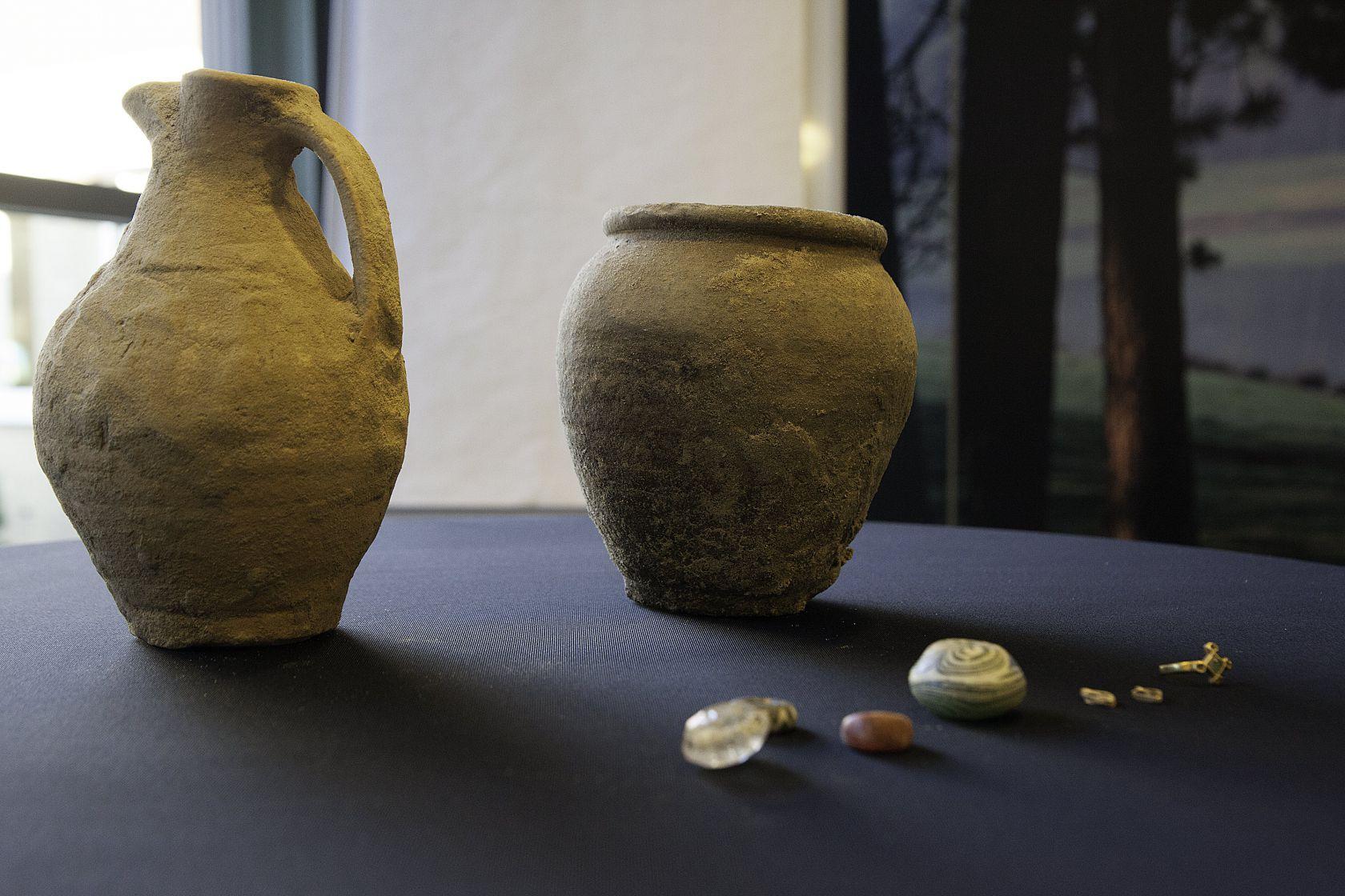 archeologie boz alphen merovingisch