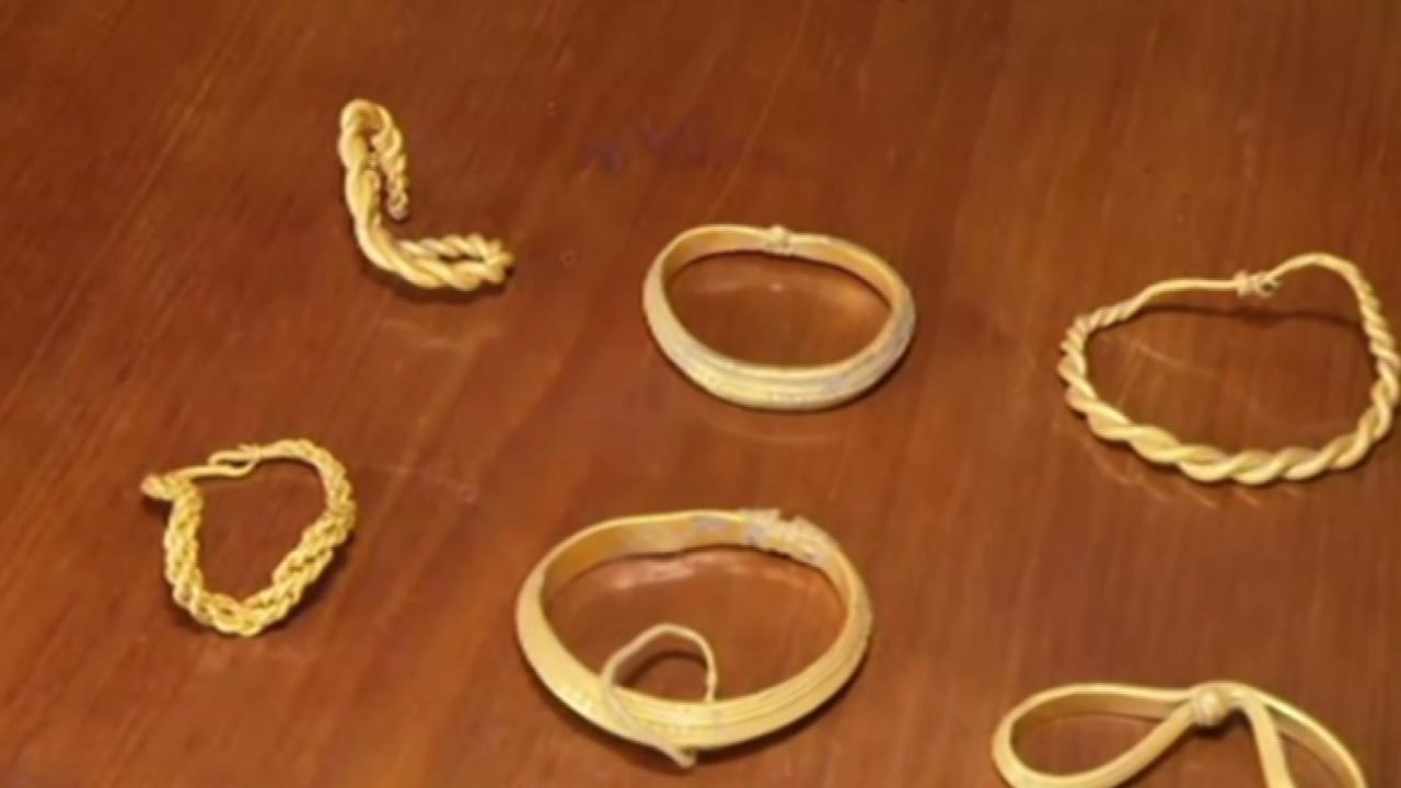 archeologie boz goudschat vikingen