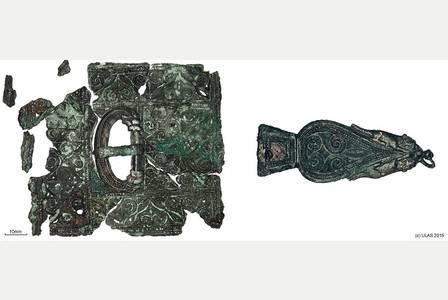 archeologie boz riem
